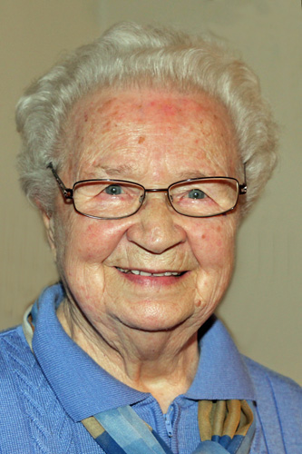 Pauline Humer feierte den 90. Geburtstag
