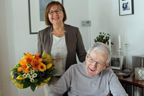 Brigitte und Heinz Scheiböck feierten Goldene Hochzeit