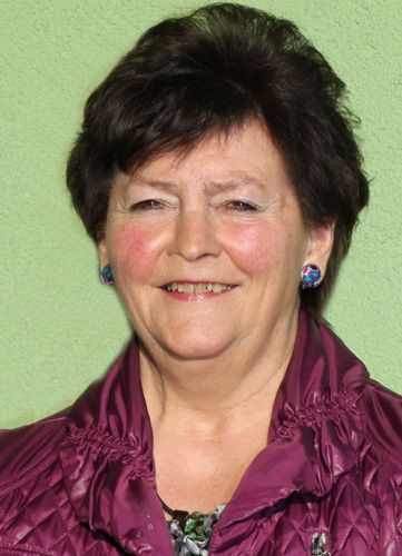 Margarete Schwung feierte den 70. Geburtstag